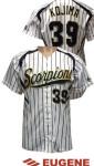 scorpions野球ユニフォーム