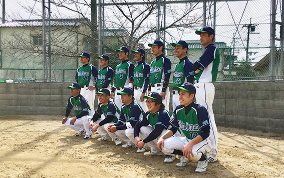 SHINJONAN様野球ユニフォーム